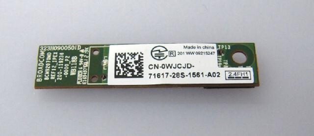New Genuine Dell Latitude E6410 E6510 E5410 375 Bluetooth Module Board WJCJD