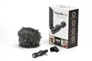 Rode VideoMic Me Directional Microphone for Smart Phones & Tablets VideoMicMe