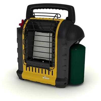 Mr. Heater 9000-BTU Indoor Safe Garage Camping Portable ...