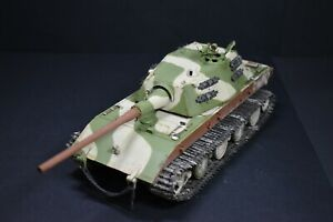 1-35-PRO-BUILT-AND-PAINTED-E100-Super-Heavy-Tank