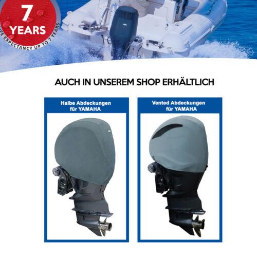 """Voll für Yamaha 4 CYL 1.8L 75-100 PS 20/"""" Oceansouth Außenborder Abdeckung"""