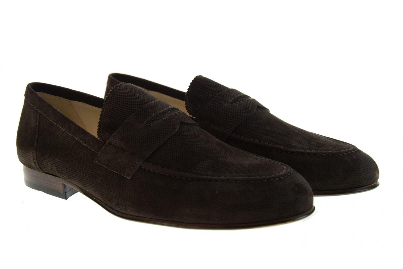 black Giardini P19s Zapatillas de hombre mocasines P900885U   300