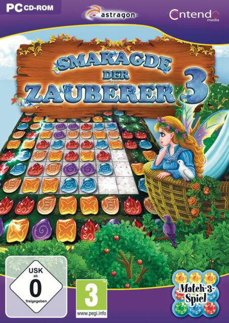 Smaragde der Zauberer 3 - PC-Spiel