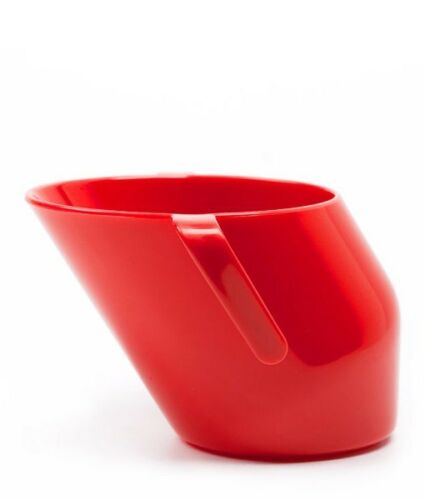 Bickiepegs® Unique Slant Doidy Cup w// 2 Handles x3 Three Baby Toddler Weaning