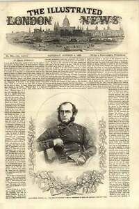 1855 Major General Windham Hero Of The Redan - <span itemprop=availableAtOrFrom>Jarrow, United Kingdom</span> - If for any reason you are not satisfied with your item, do let us know. If you wish to return it, you may, within 14 days, and we will issue you with a full refund. Most purchases from bus - Jarrow, United Kingdom