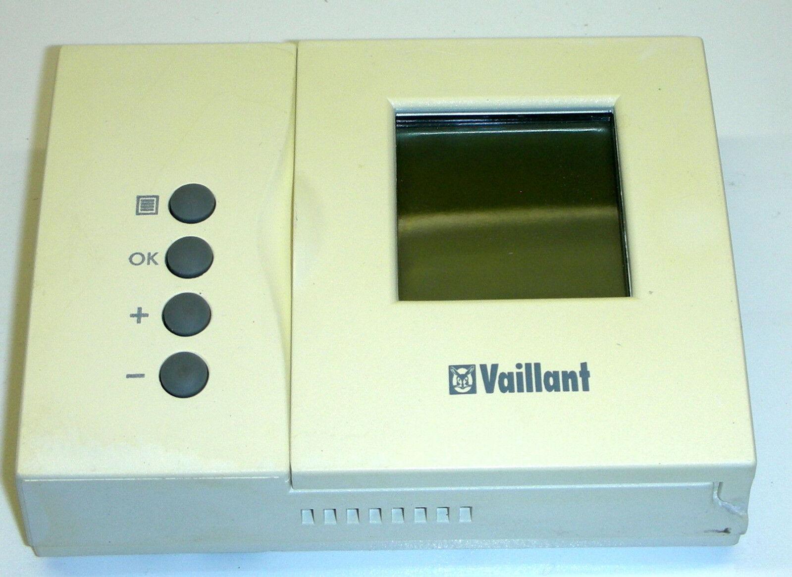 Vaillant VRT 320 320 320  Raumtemperaturregler Raumthermostat 47c811