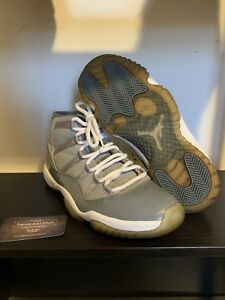 5 Retro Cool Details 2010 Nike Xi About RareConcord Jordan Air 11 Size 9 Grey Bred TlFKJ1c3