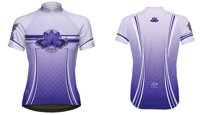 Primal Ladies Lotus Cycling Jersey Medium   there are more brands of high-quality goods