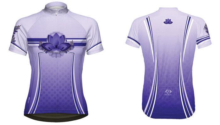 Primal Ladies Lotus Cycling Jersey Extra Large