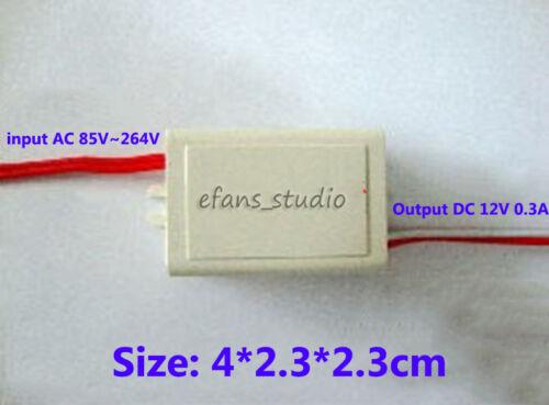 Ac-dc85-264v 110v 220v to DC 12v Buck Converter Step Down Module AC Power Supply