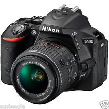 Nikon D5500 Kit 18-55 DSLR Digital Camera Brand New Cod Agsbeagle