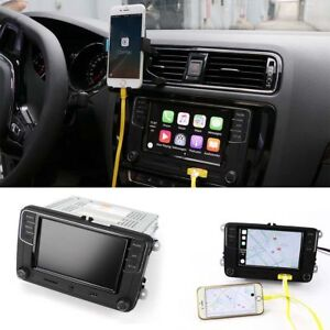 Details about Genuine VW Apple Carplay 6 5 INCH 2005-2014 Factory Radio  Upgrade