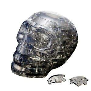 Light-Crystal-Flash-Light-3D-Creative-Puzzles-DIY-Crystal-Skull-Skeleton
