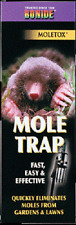 (12 Pack) Moletox Mole Traps by Bonide Harpoon Style Mole Trap Free Shipping