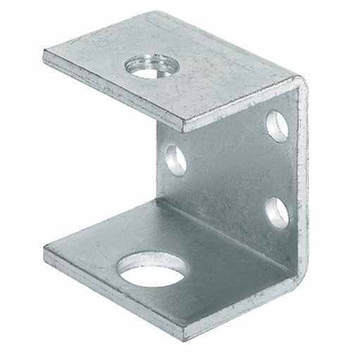 Hafele Screw On Bracket For M10 Plinth Adjusting Screw Double Angle Threaded