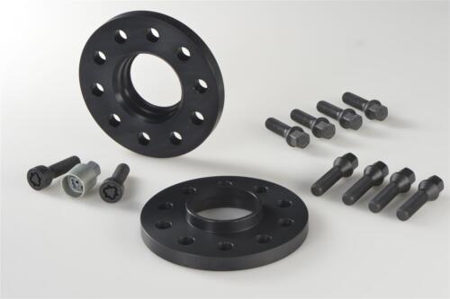 55571-12 placas de pista H /& r Abe ensanchamiento negro 24 mm SEAT Altea tipo 5p