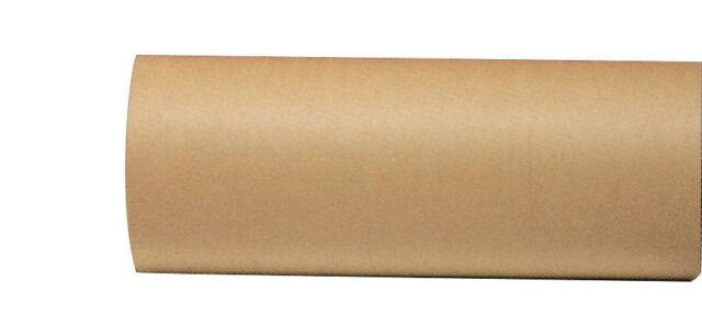 36 Inches x 1000 Feet White 40 lbs School Smart Butcher Kraft Paper Roll