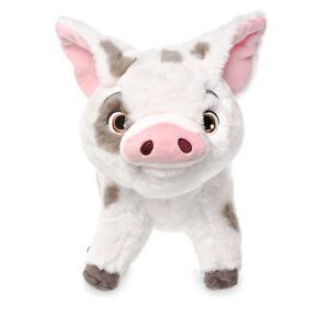 Disney-Moana-Pua-Pig-Small-Plush-Soft-Stuffed-Doll-Toy-30-cm