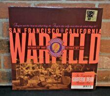 Warfield San Francisco by Grateful Dead (Vinyl, 2019, 2 Discs, RHINO)