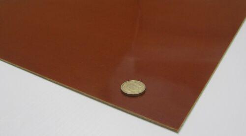 "Garolite Micarta Linen Phenolic LE Grade Sheet  .094/"" 3//32/"" x 24/"" x 24/"""