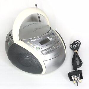 Sony-CFD-E90L-Portable-CD-Radio-Cassette-Recorder