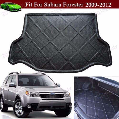 for Subaru forester 2009-2012 Car Mat Liner Cargo Mat Trunk Liner Tray Floor Mat