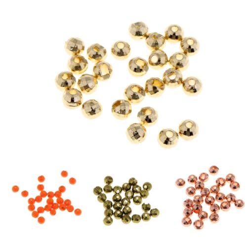 Wolfram Fliegenbinden Tungstenperlen Fliegenbinden Perlen Fischköder Zubehör