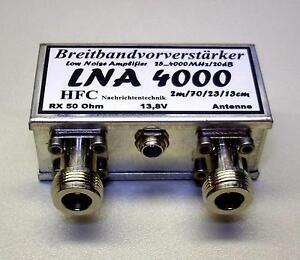 LNA-4000-Breitbandvorverstaerker-bis-4-GHz-25-4000-MHz-N-Buchsen