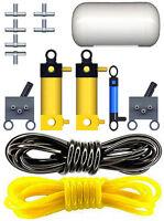 Lego Pneumatic Air Tank Kit 1 (technic,cylinder,mini,pump,tubing,switch,fitting)