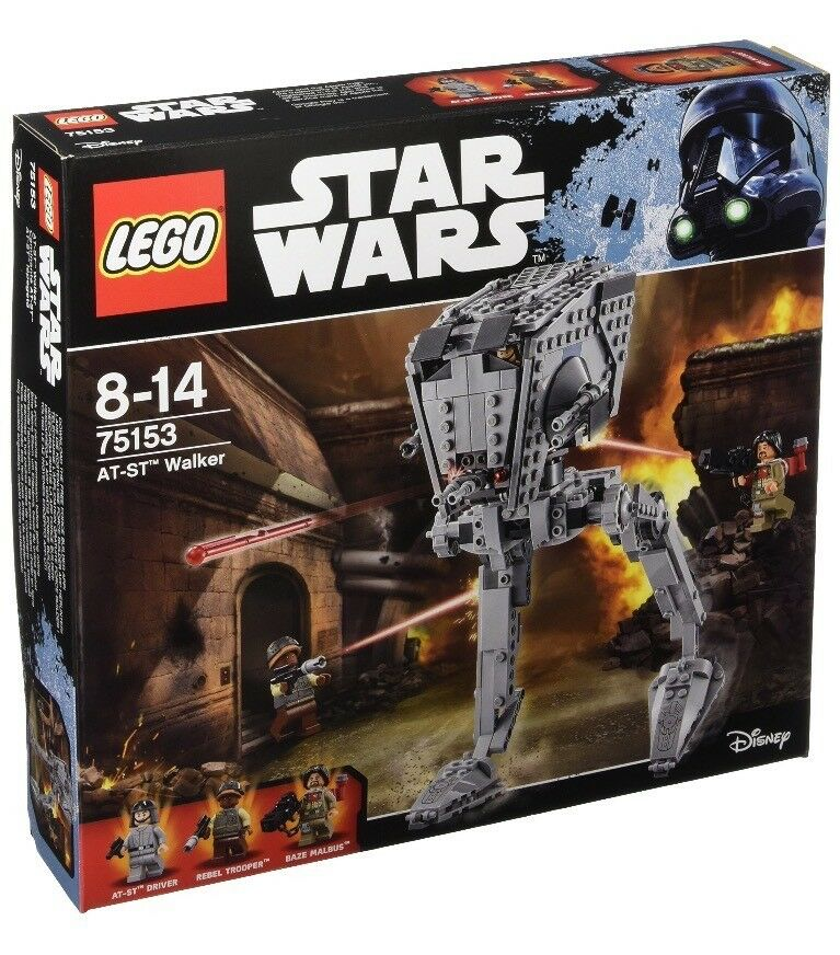 LEGO 75153 AT-ST WALKER STAR WARS NUOVO