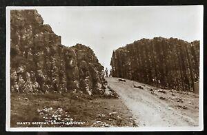Giant-039-s-Gateway-Causeway-Portrush-Postcard-Northern-Ireland-Gordon-Belfast