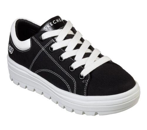 It Street Retro Zapatos Back Tacos Bring Clásico Mujer Zapatillas Skechers dq8tvzq