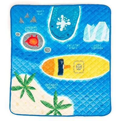 Baby Gyms & Play Mats Underwater Sub Buy One Give One Baby Hideaboo Children's Activity Play Mat For Babies And Toddlers
