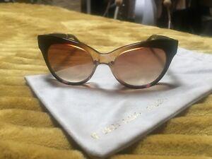 a052fa9ed590 Image is loading The-Row-x-Linda-Farrow-Cat-Eye-Sunglasses