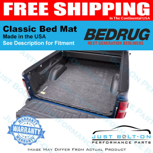 """Raptor 5/'6/"""" Bed #BMQ04SCD BedMat For Drop-In FITS 2004-2014 Ford F-150"""