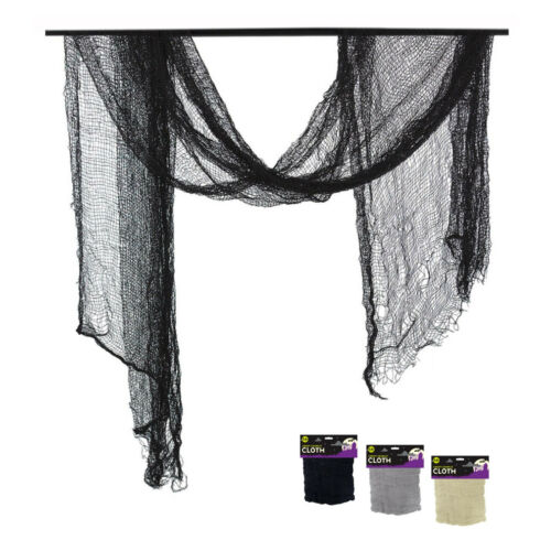 HALLOWEEN CREEPY CLOTH LARGE TABLE ROOM GOTHIC PROPS DRESS PARTY DECORATION