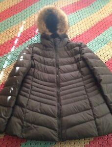 Manteau New York Vert Doudoune Andrew Olive Marc Doudoune XCRxngw