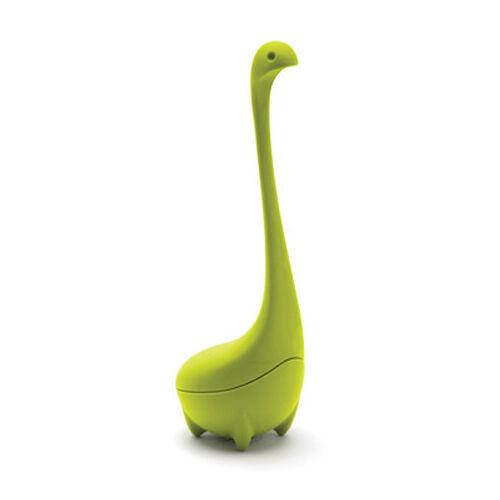 Baby Nessie Tea Infuser Loch Ness Turquoise Purple Green Ototo Genuine 3 PCS