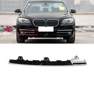 Right Front Bumper Foglight Grille Cover Holder Trim For Bmw 7 Series 2013 2015 Ebay