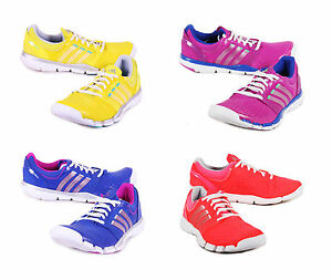 ec72cbcb209 Details about Adidas Women s Adipure Trainers 360 20512 20514 20519 Running  Gym Training Shoes