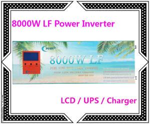 8000W-LF-Pure-Sine-Wave-Power-Inverter-24VDC-230VAC-Onduleur-Convertisseur