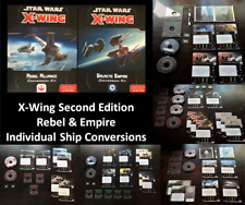 Stars Wars X-Wing Miniatures Second Edition Ship Conversions