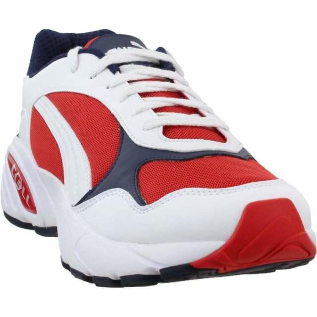 PUMA Mens Cell Viper Green Retro Athletic Shoes SNEAKERS 9 Medium (d) BHFO  4242