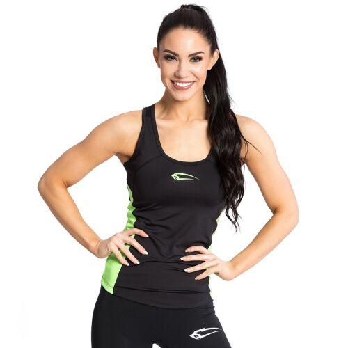 SMILODOX Top Damen Sport Fitness Gym Freizeit Top Sportshirt Trainingstop