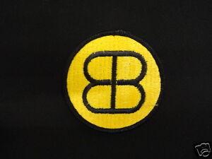 Buckaroo-Banzai-Team-Banzai-Yellow-BB-Cloth-Patch-P238