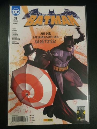 Batman 31-39 Varianten Mauerfall,Exklusiv Metallic// 33 inkl Stickeralbum