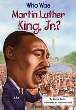 Who Was... ?: Who Was Martin Luther King, Jr. ? by Bonnie Bader (2007,...