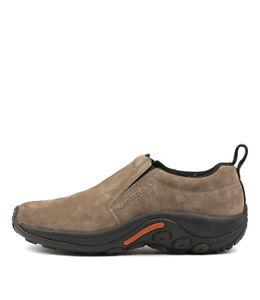 New-Merrell-Jungle-Moc-Gunsmoke-Mens-Shoes-Casual-Shoes-Flat