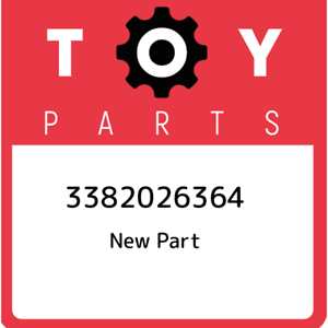 33820-26364-Toyota-Cable-assy-3382026364-New-Genuine-OEM-Part