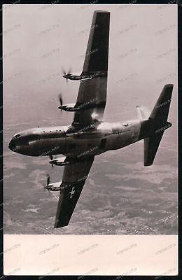 Foto-ak-lockheed-c-103a-hercules-u.s.a-flugzeug-airplane- Flugzeuge & Flughäfen Luftfahrt & Zeppelin